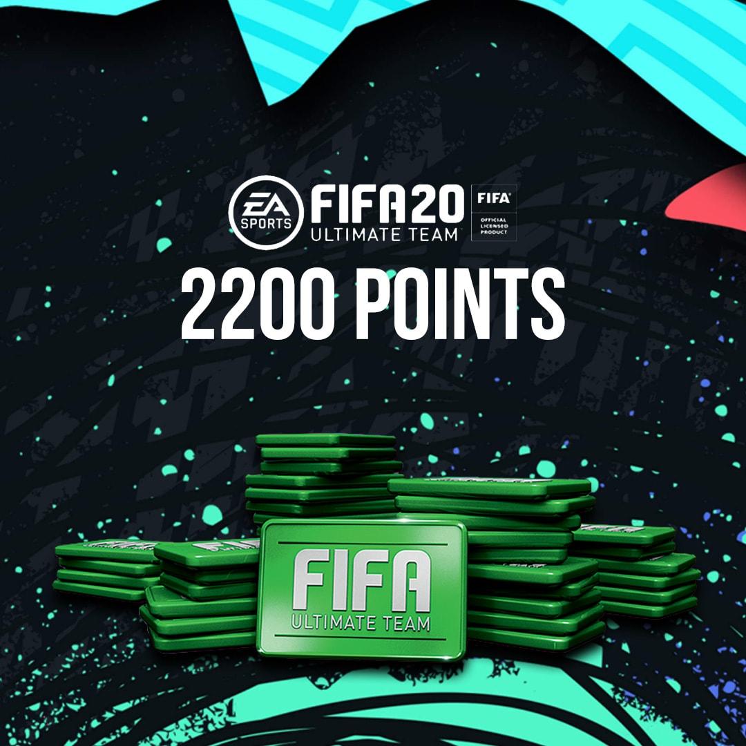 FIFA 20 Ultimate Team FUT 2 200 Points Origin Key (GLOBAL) - 1