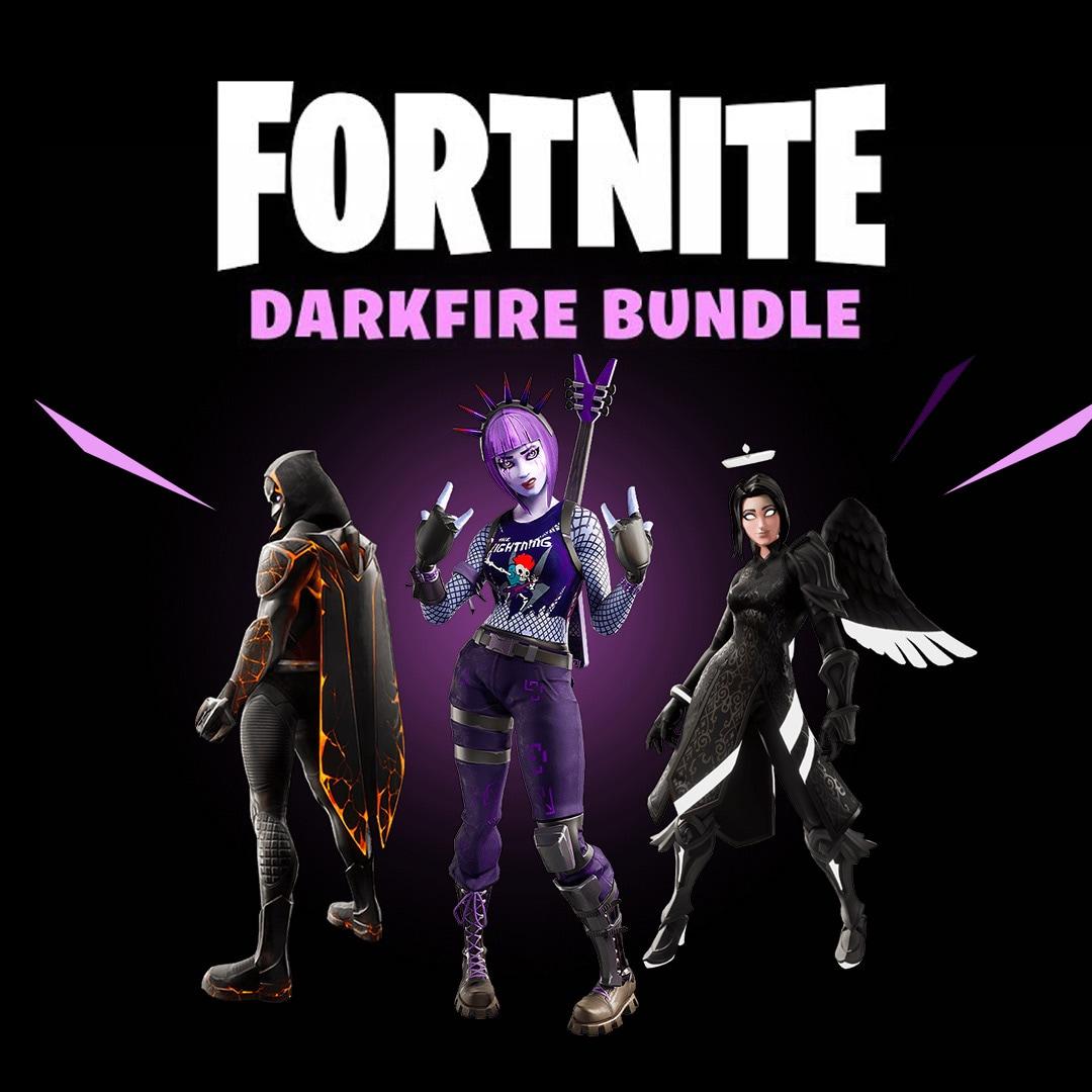 Fortnite - DarkFire Bundle PS4 - PSN Key - EUROPE - 2