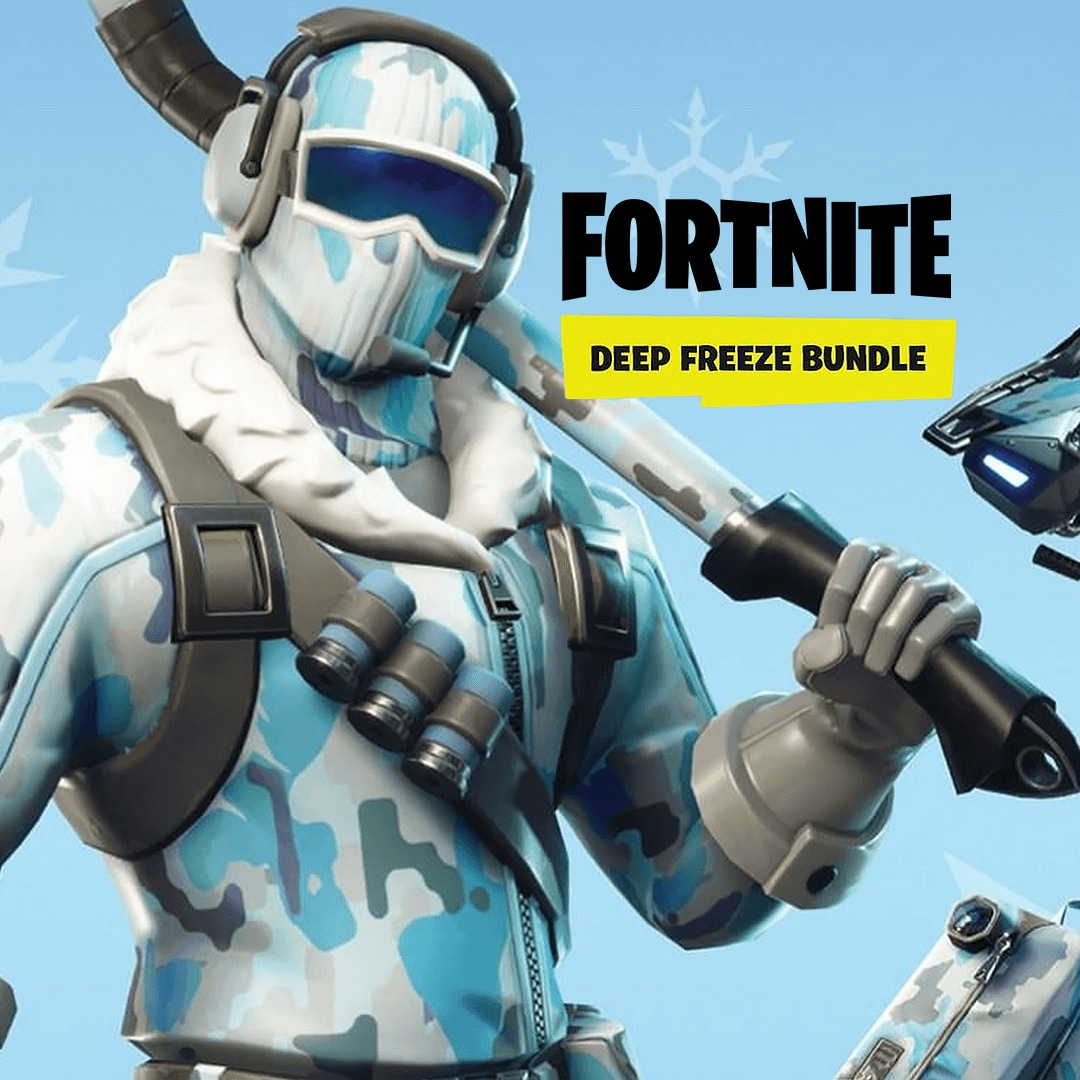 Fortnite Deep Freeze Bundle PC Key GLOBAL - 2