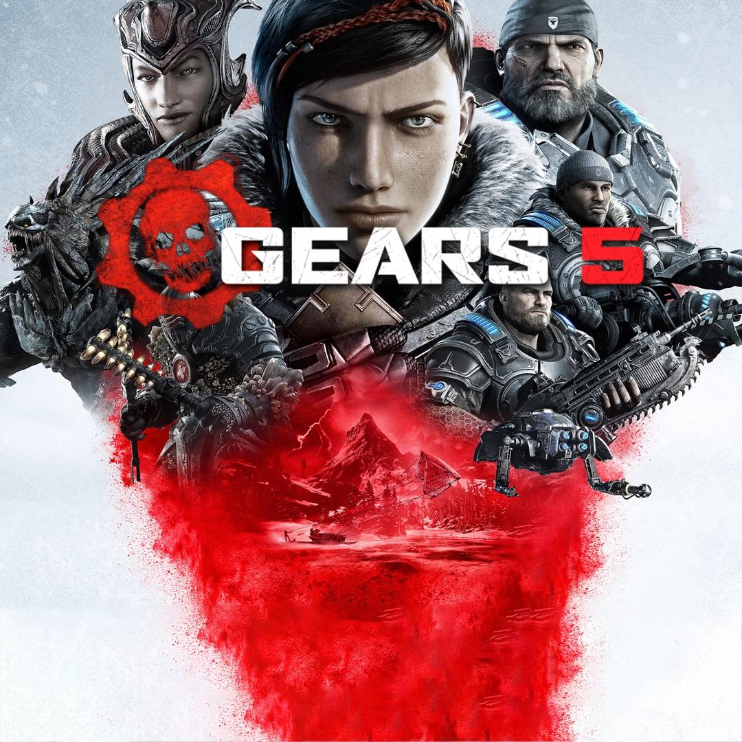 Gears 5 Xbox Live Key XBOX ONE / Windows 10 GLOBAL - 3