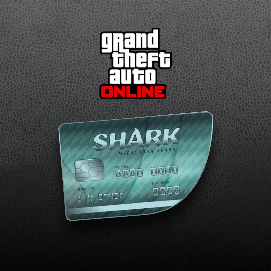 Grand Theft Auto Online: Megalodon Shark Cash Card PC 8 000 000 Rockstar Key GLOBAL - 4