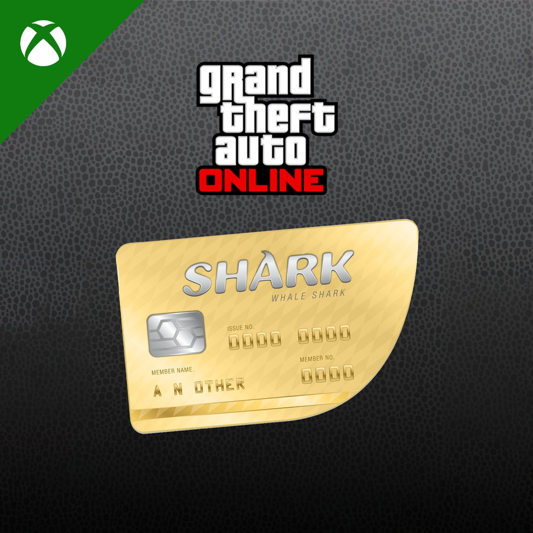 Grand Theft Auto Online: The Whale Shark Cash Card 3 500 000 Xbox Live Key GLOBAL - 3