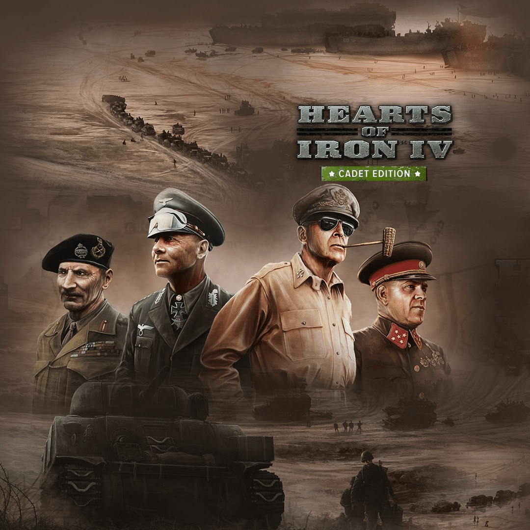 Hearts of Iron IV: Cadet Edition (PC) - Steam Key - GLOBAL - 3
