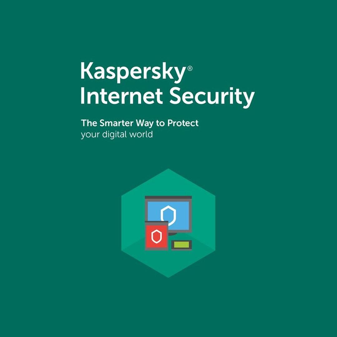 Kaspersky Internet Security 2021 1 Device 1 Year Kaspersky Key EUROPE - 2