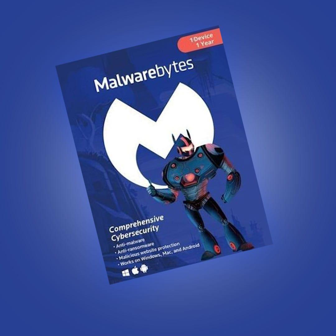 Malwarebytes Anti-Malware Premium 1 Device GLOBAL Key PC, Android, Mac 12 Months - 3