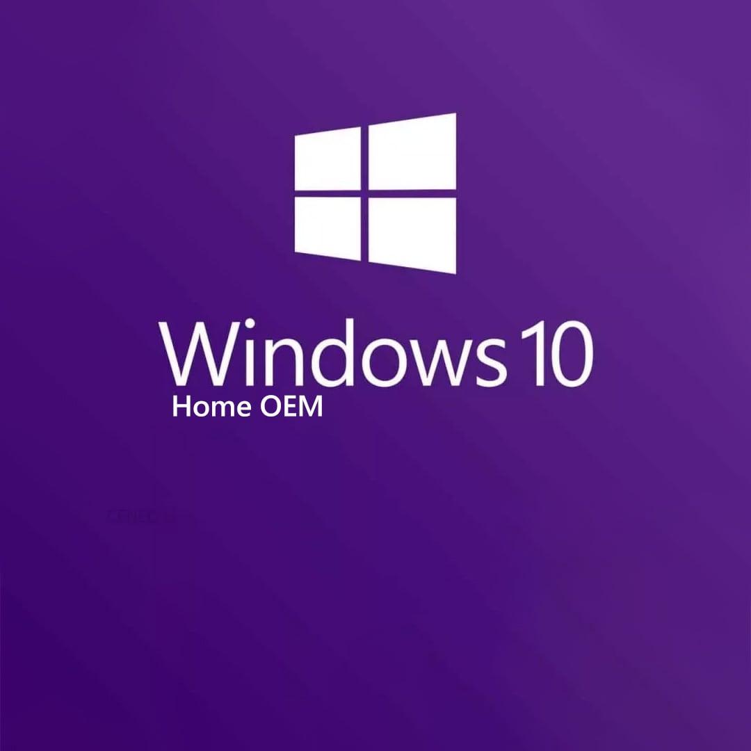 Microsoft Windows 10 OEM Home PC Microsoft Key GLOBAL - 2