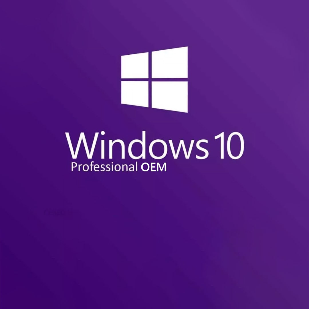 Microsoft Windows 10 OEM Pro PC Microsoft Key GLOBAL - 2