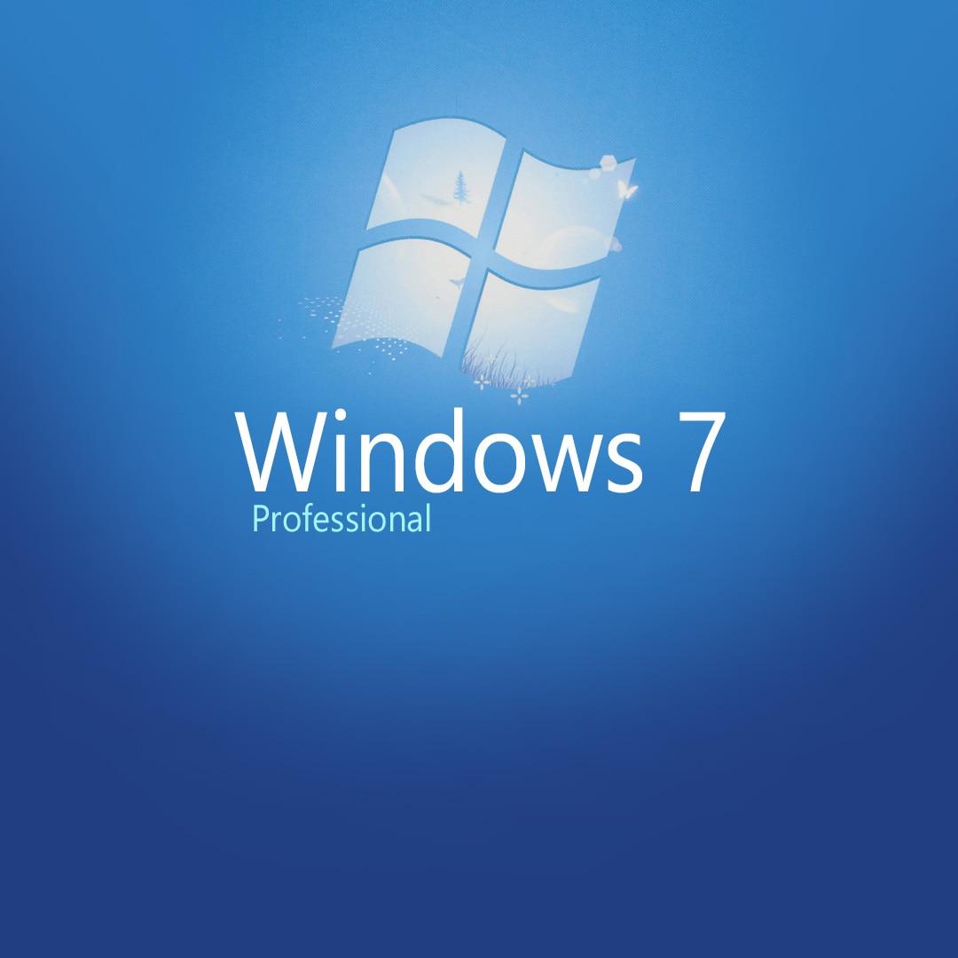 Microsoft Windows 7 OEM Professional PC Microsoft Key GLOBAL - 2
