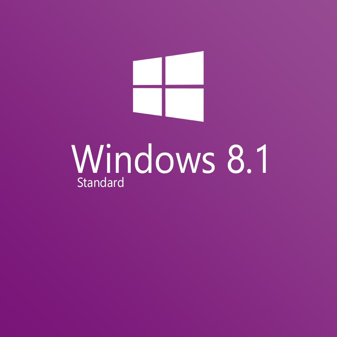 Microsoft Windows 8.1 OEM Standard PC Microsoft Key GLOBAL - 2