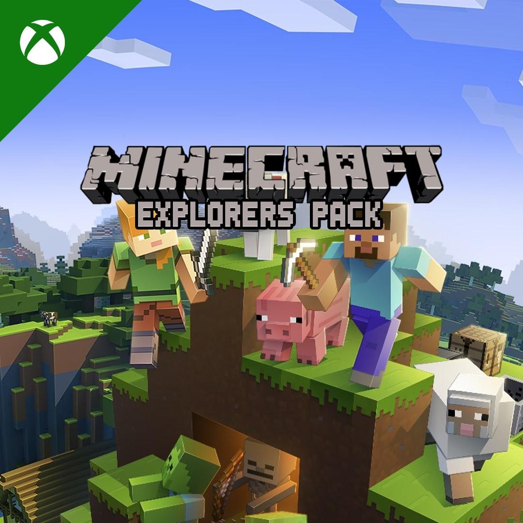 Minecraft: Explorers Pack Xbox Live Key GLOBAL - 2