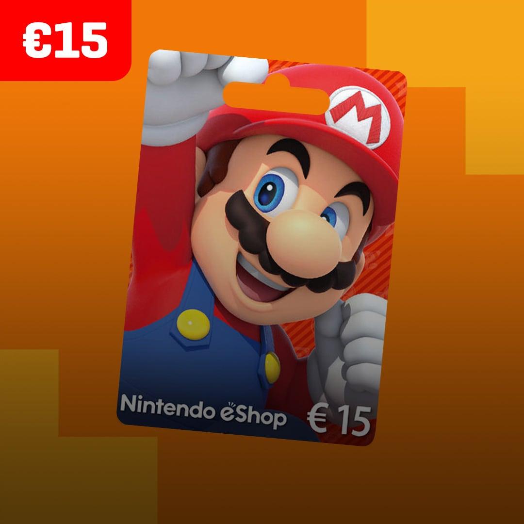 Nintendo eShop Card 15 EUR Nintendo EUROPE - 2