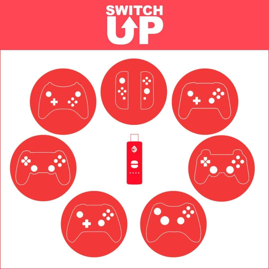 Nintendo Switch Up Game Enhancer v2.0 for PS4 XBOX Controller - For tnite MOD CRONUSMAX Gaming - 6
