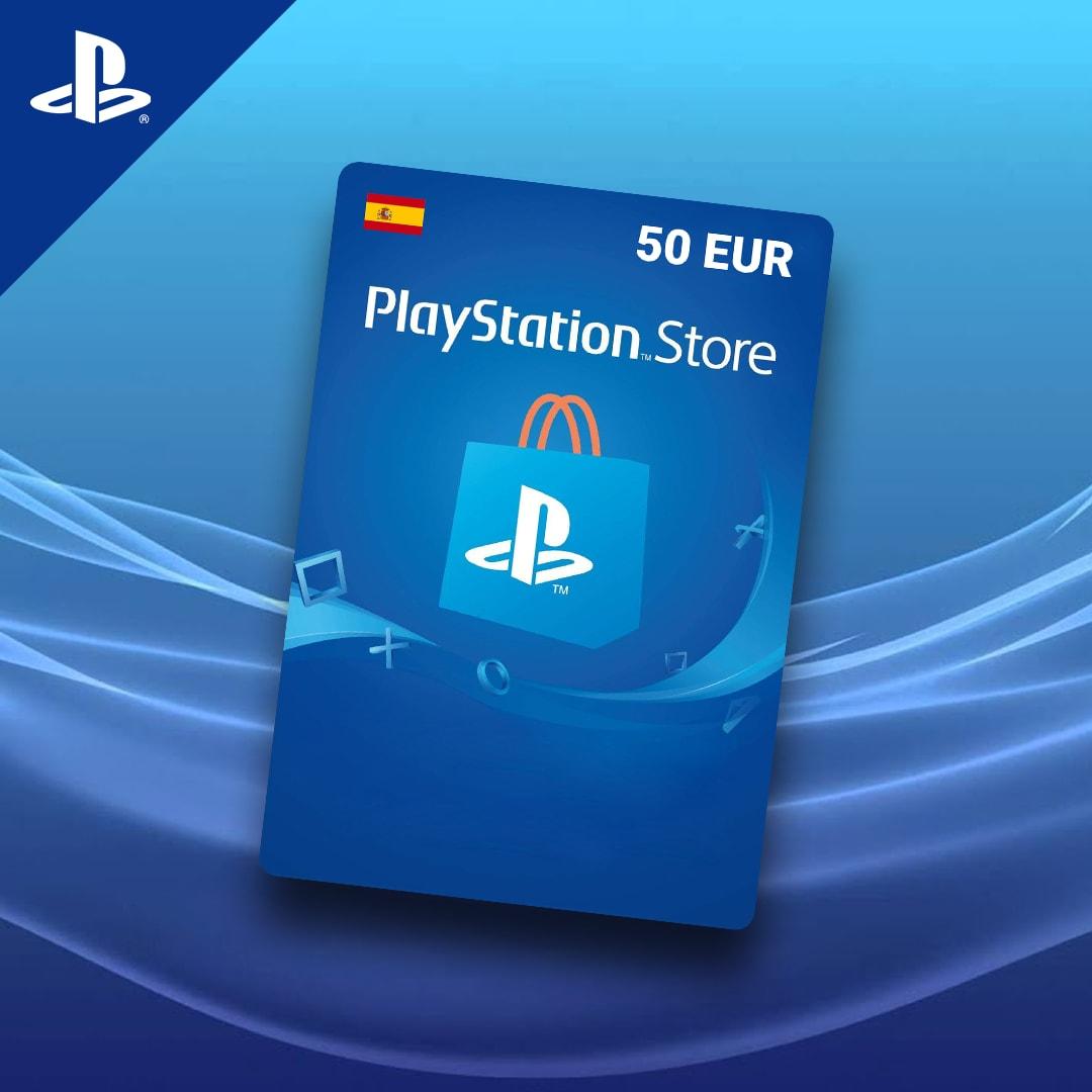 PlayStation Network Gift Card 50 EUR PSN SPAIN - 3