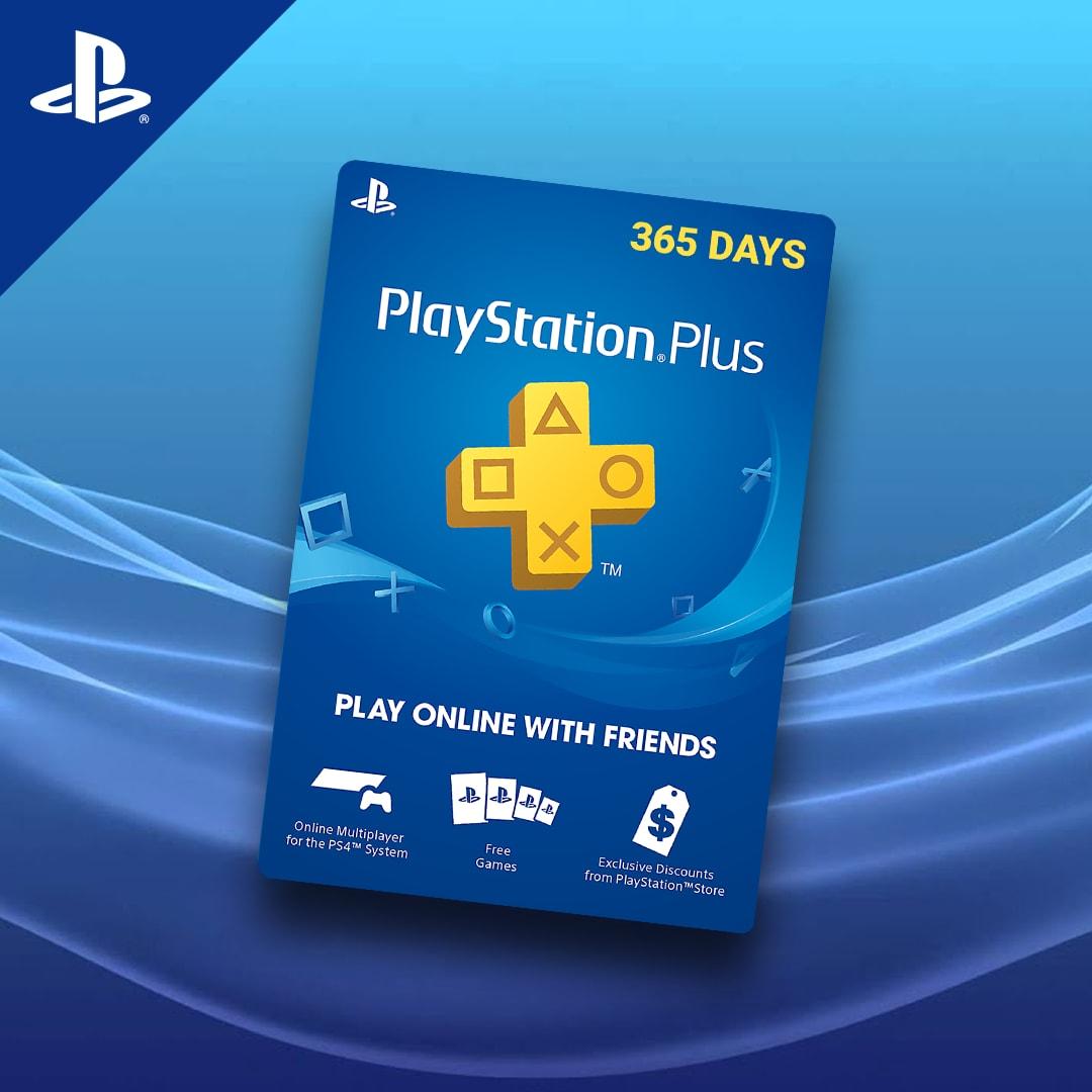 Playstation Plus CARD 365 Days POLAND PSN - 3