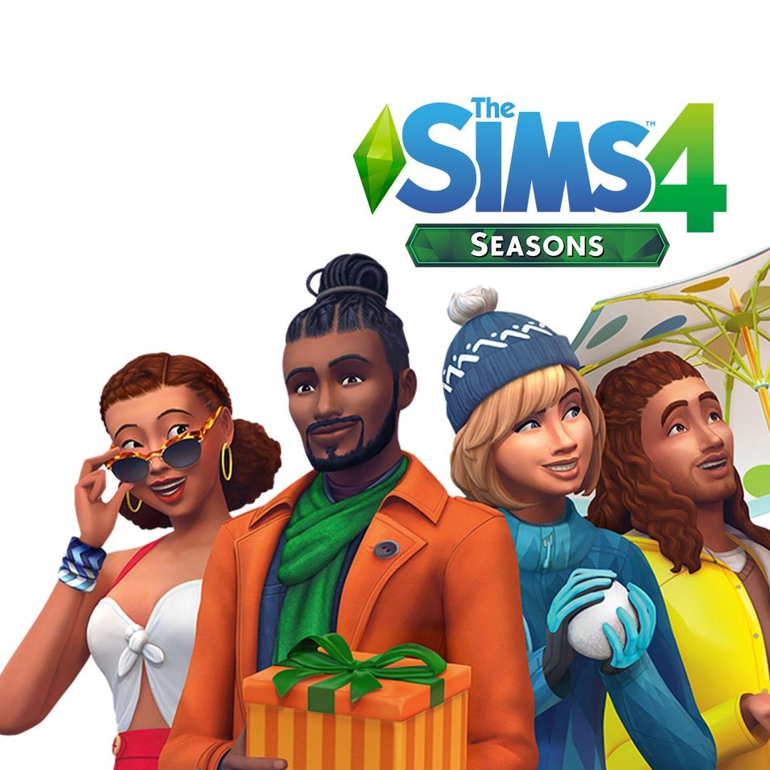 The Sims 4 Seasons Origin Key GLOBAL - 3