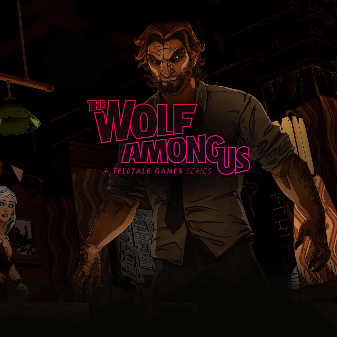 The Wolf Among Us Steam Key GLOBAL - 2