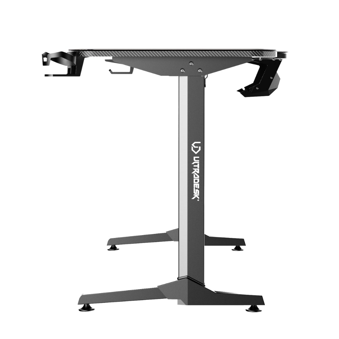 ULTRADESK FRAG GRAPHITE - gaming desk 140x66 cm Gaming - 9