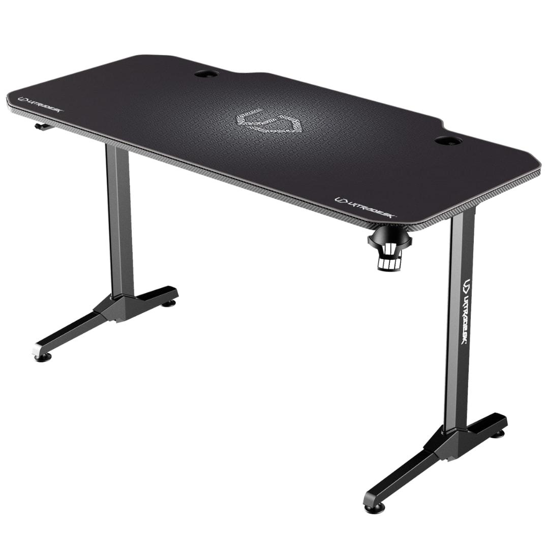 ULTRADESK FRAG GRAPHITE - gaming desk 140x66 cm Gaming - 3