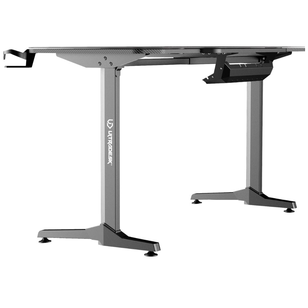 ULTRADESK FRAG GRAPHITE - gaming desk 140x66 cm Gaming - 8