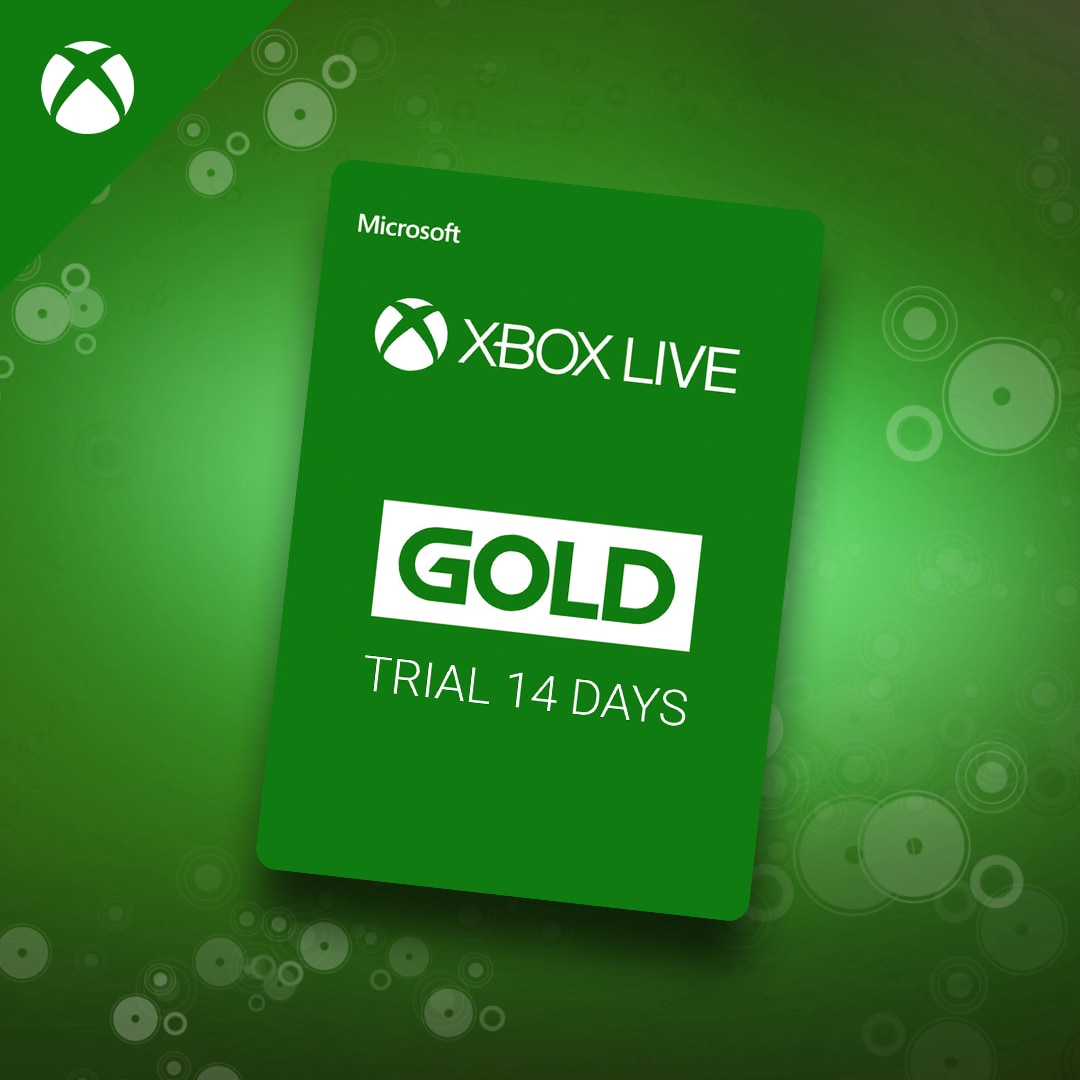 Xbox Live Gold Trial 14 Days Xbox Live GLOBAL - 3