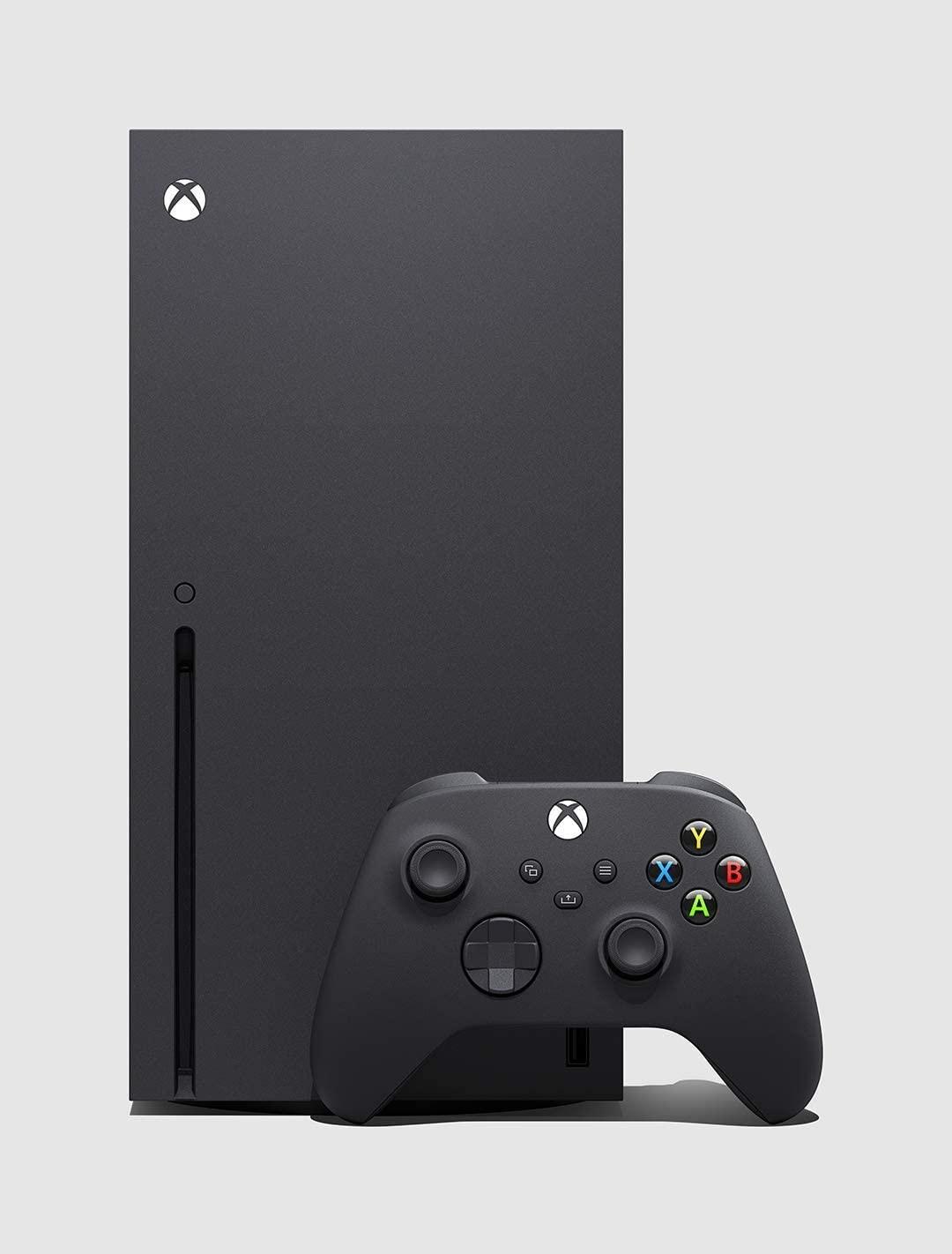 Microsoft Xbox Series X  Xbox Series X Black 1 TB - 2