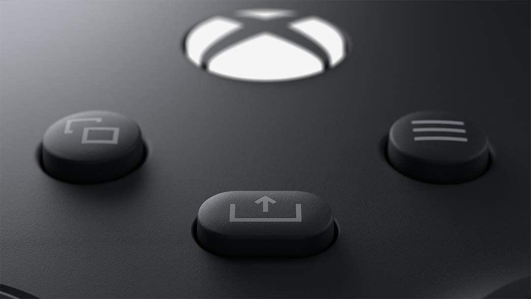 Microsoft Official Xbox Series X/S Wireless Controller - Carbon Black Xbox Series X/S Black - 4