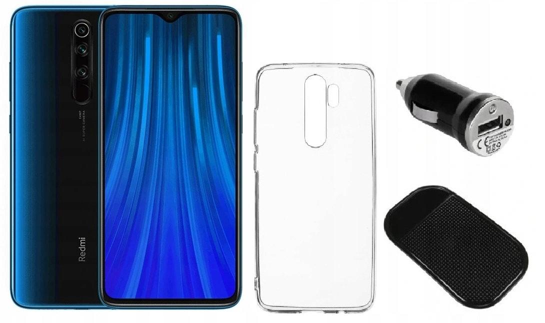 Smartfon Xiaomi Redmi Note 8 Pro 6/128GB NFC GPS - 1