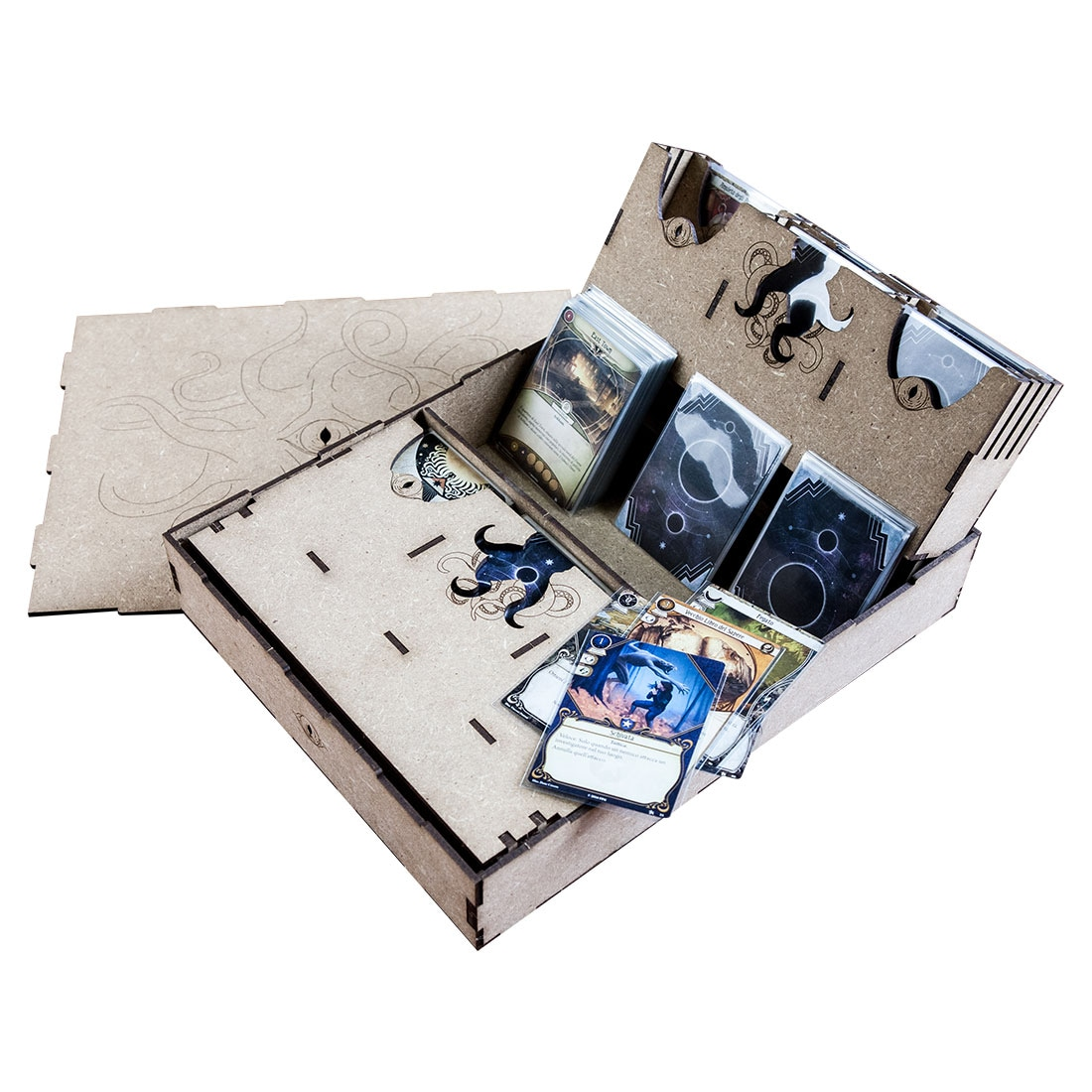 Arkham Horror LCG - Storage System (Medium) Organizer - 3