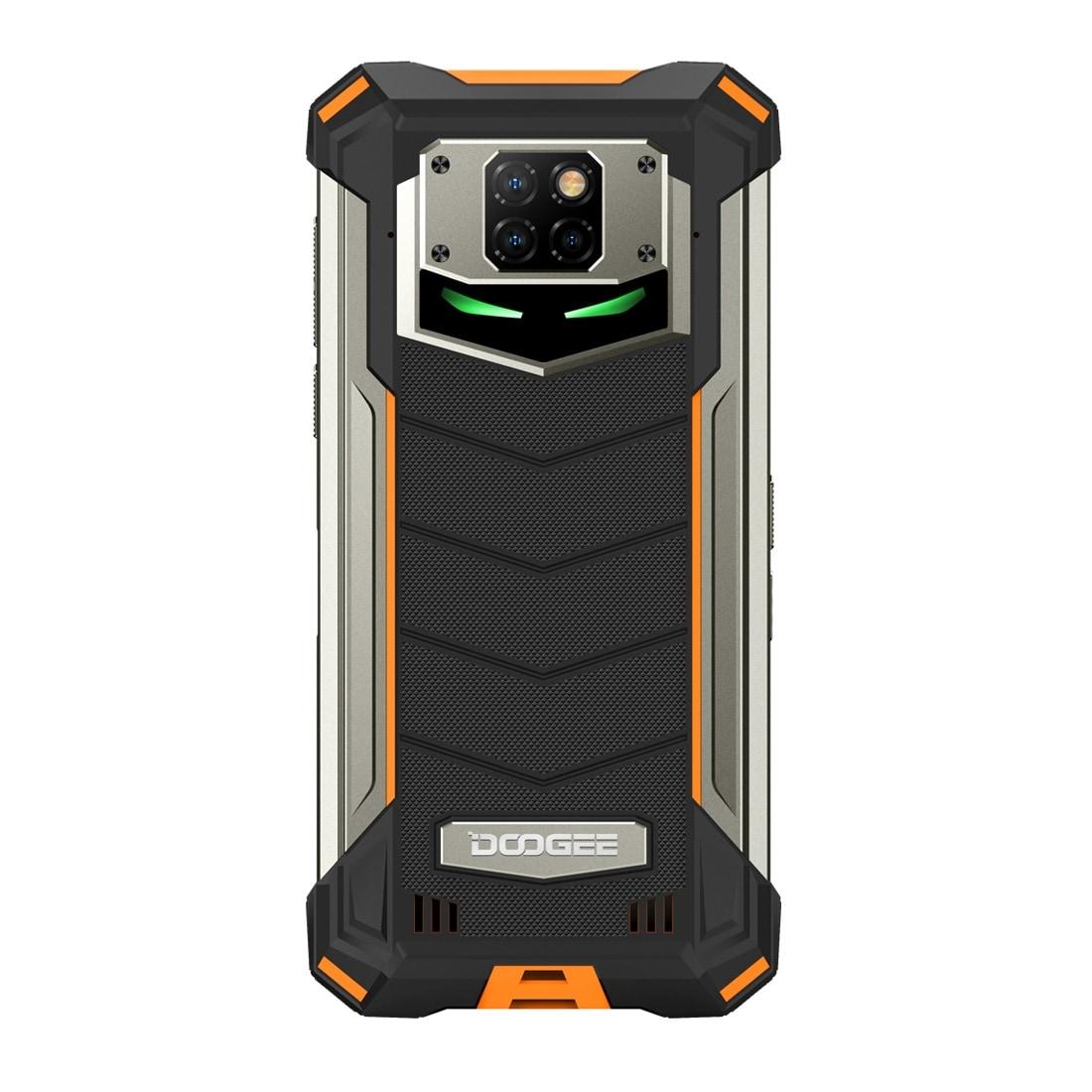 DOOGEE S88 Pro Rugged Phone, 6GB+128GB ( Orange ) - 2