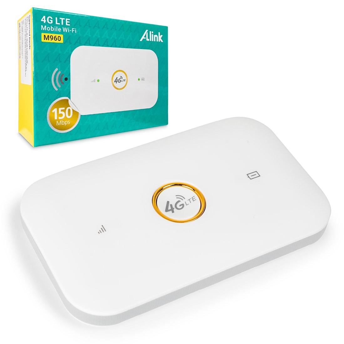 Router mobilny Alink M960 4G LTE 150Mbps SIM - 1