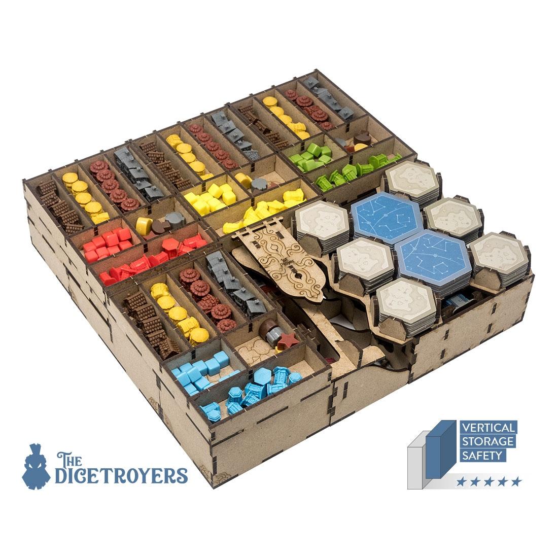 Tapestry Organizer Insert - 1