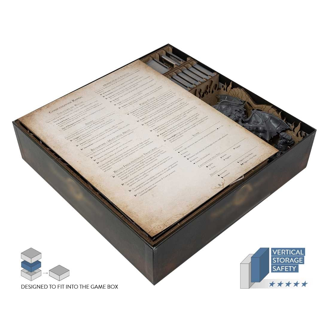 The Lord Of The Rings: Journeys In Middle-Earth Expansions Organizer Insert - 3