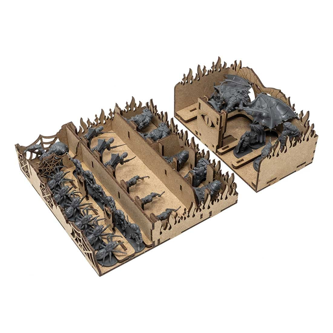 The Lord Of The Rings: Journeys In Middle-Earth Expansions Organizer Insert - 4