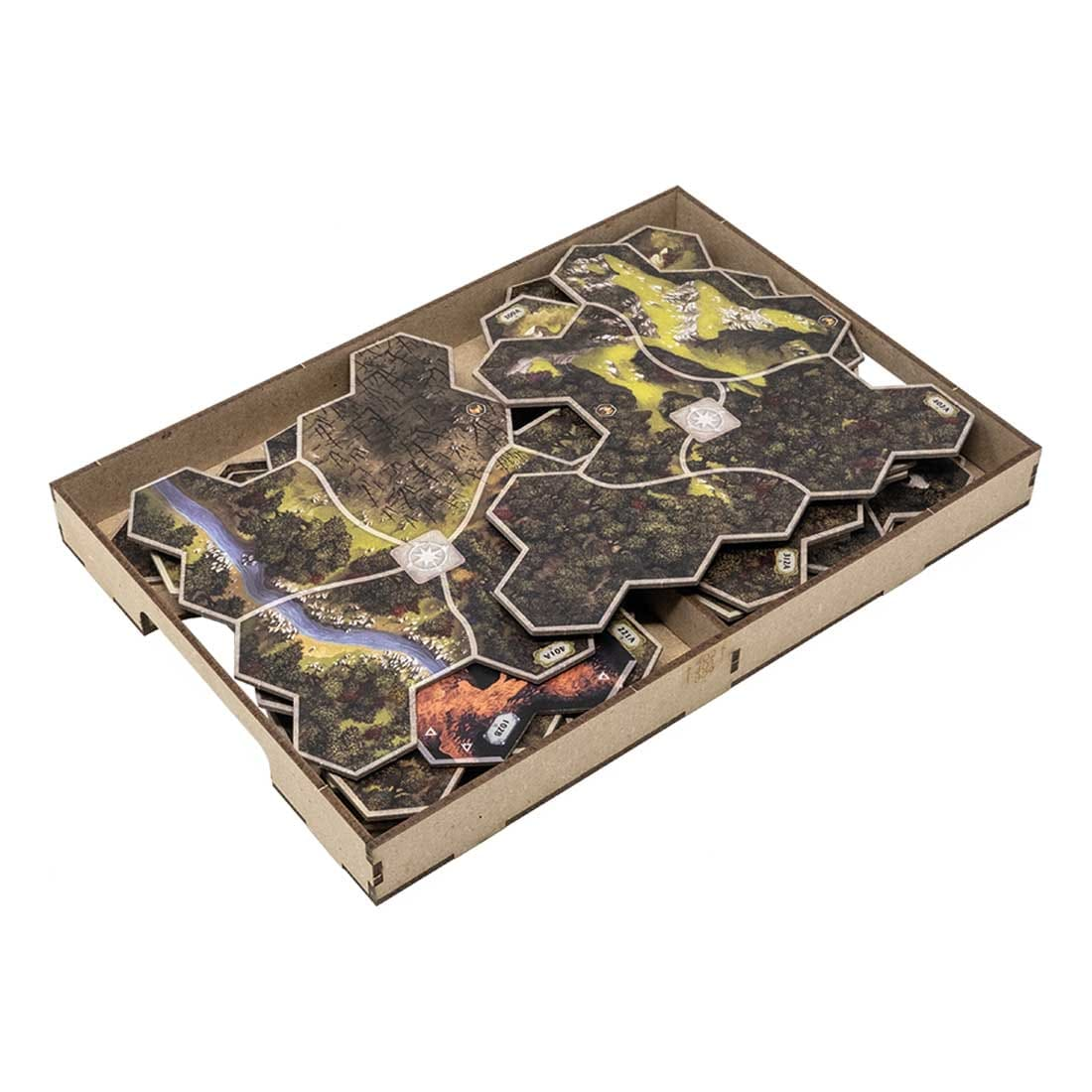 The Lord Of The Rings: Journeys In Middle-Earth Expansions Organizer Insert - 5