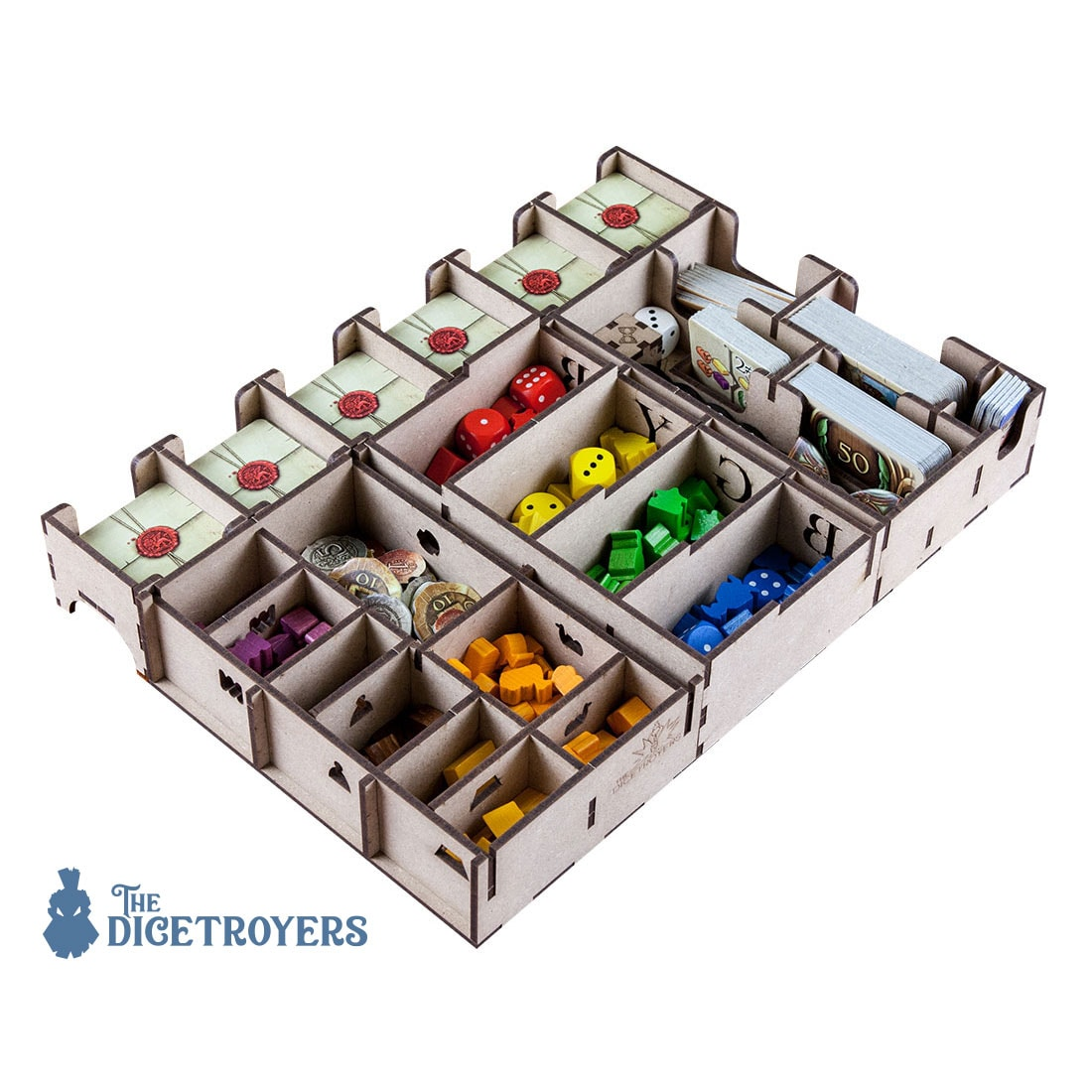 The Voyages of Marco Polo Organizer Insert - 1