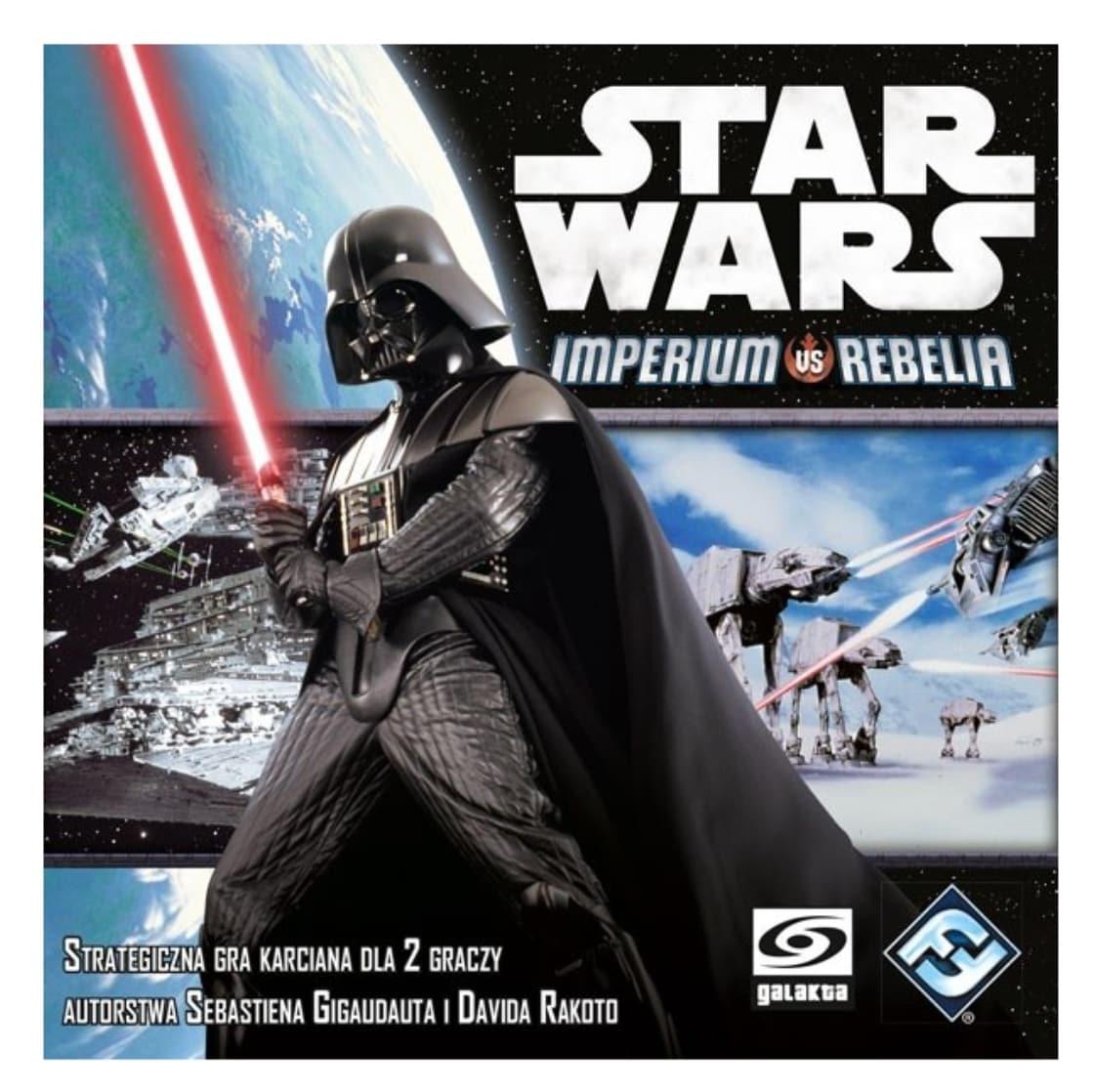STAR WARS IMPERIUM vs REBELIA - 1
