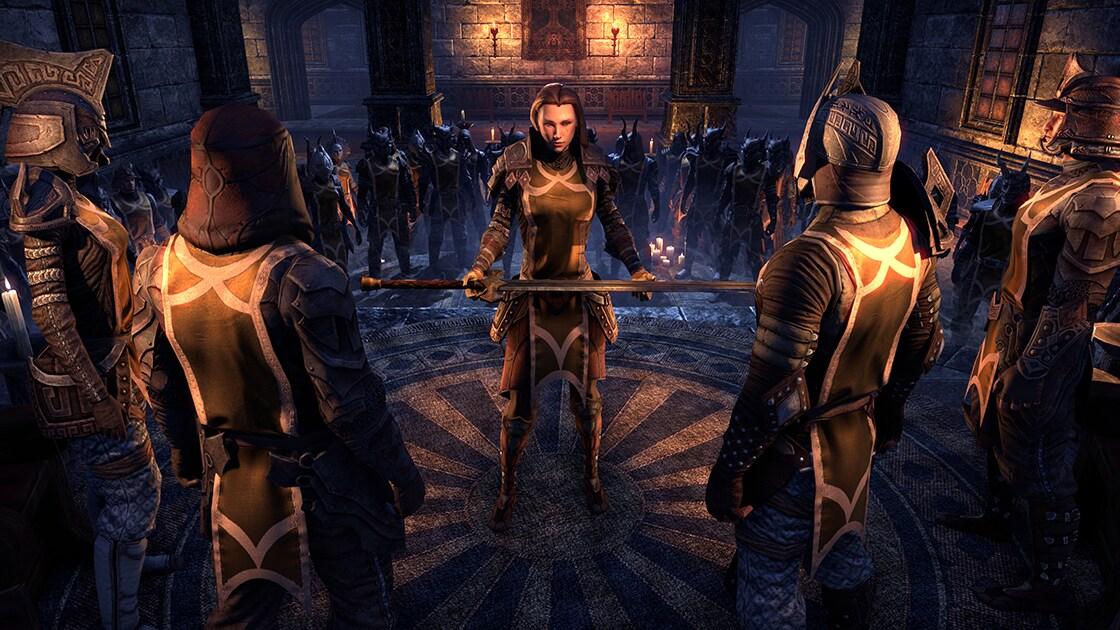 The Elder Scrolls Online Steam Key GLOBAL - 3
