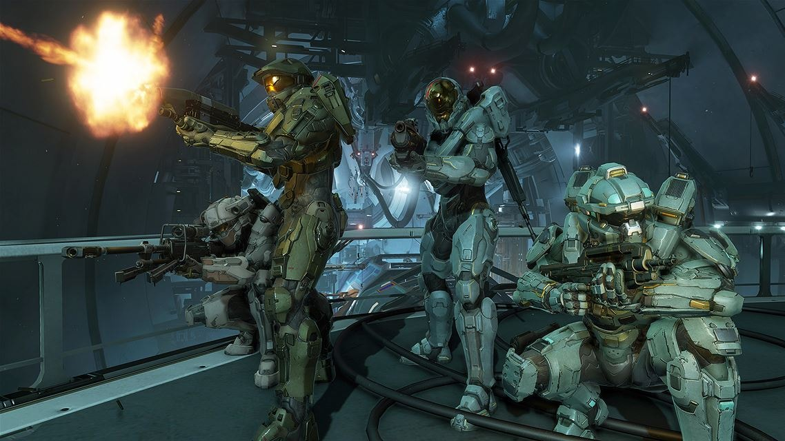 Halo 5: Guardians (Xbox One) - Xbox Live Key - GLOBAL - 3