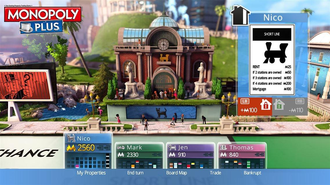 Monopoly Plus (PC) - Ubisoft Connect Key - GLOBAL - 3