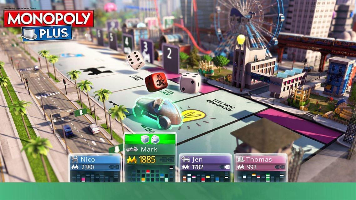 Monopoly Plus (PC) - Ubisoft Connect Key - GLOBAL - 2