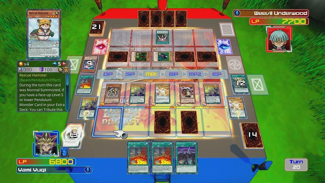Yu-Gi-Oh! Legacy of the Duelist Steam Key GLOBAL - 4
