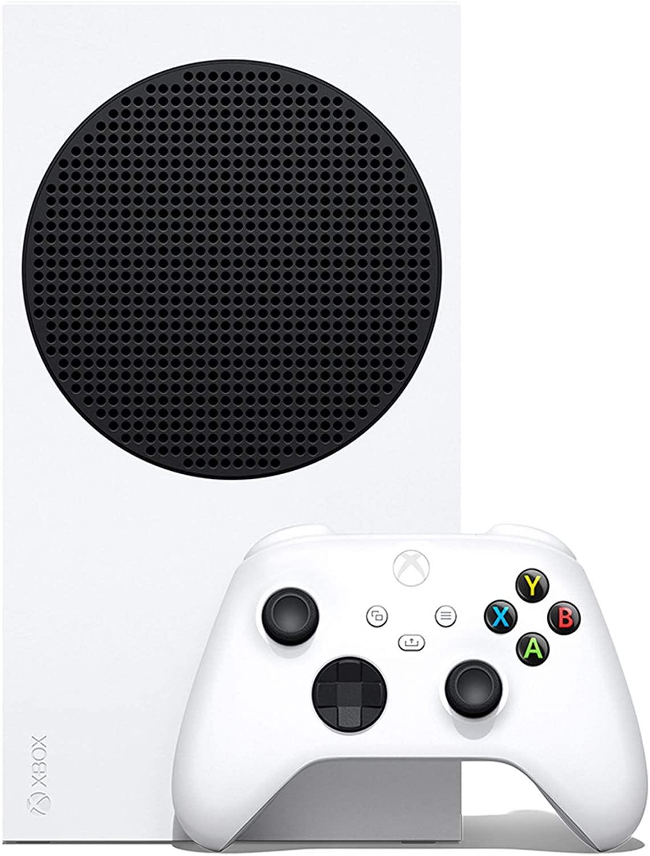 Microsoft Xbox Series S (EU) (Xbox Series S) White 512 GB - 2