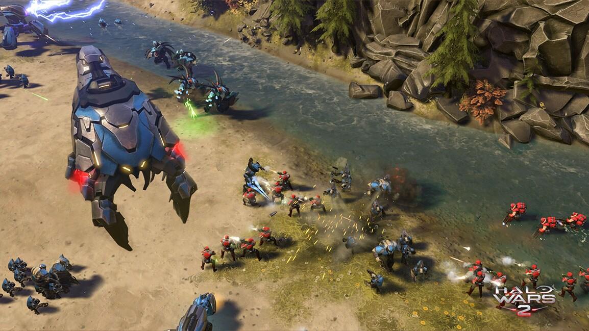 Halo Wars 2 (Xbox One, Windows 10) - Xbox Live Key - GLOBAL - 4