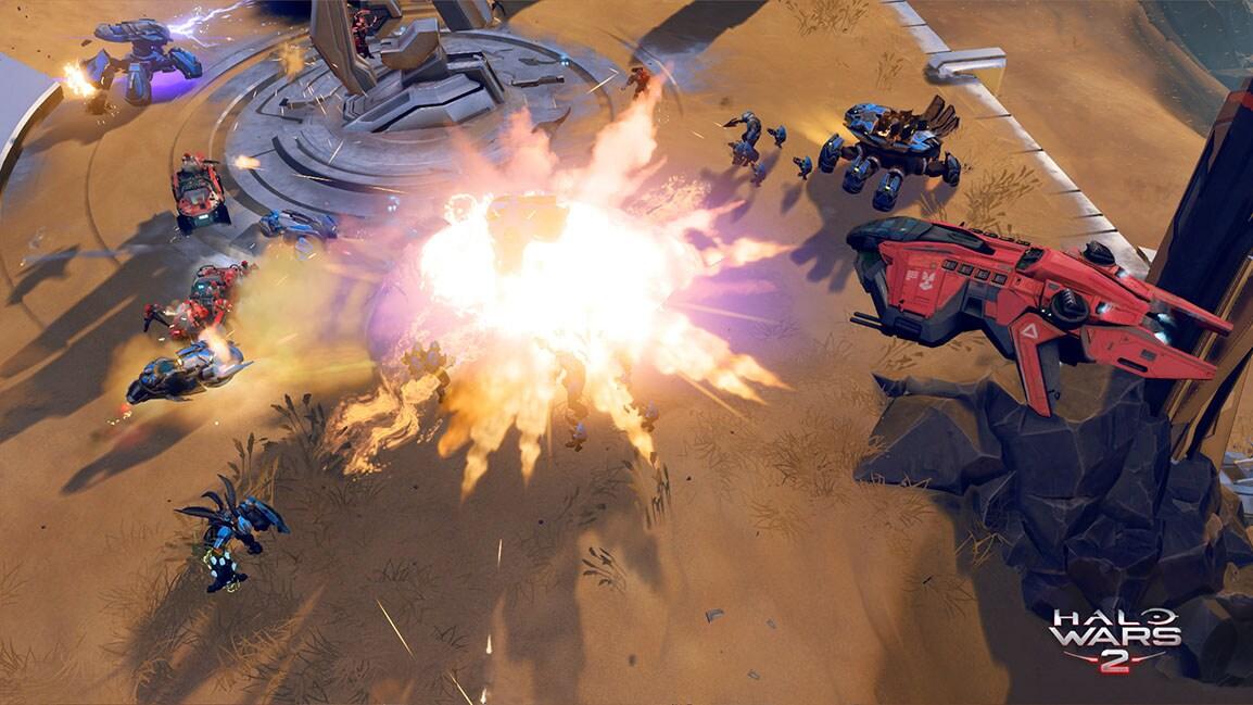 Halo Wars 2 (Xbox One, Windows 10) - Xbox Live Key - GLOBAL - 3