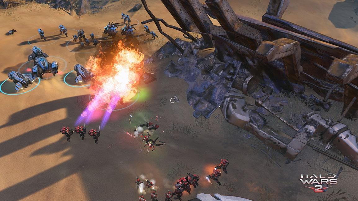 Halo Wars 2 XBOX LIVE Key GLOBAL - 4