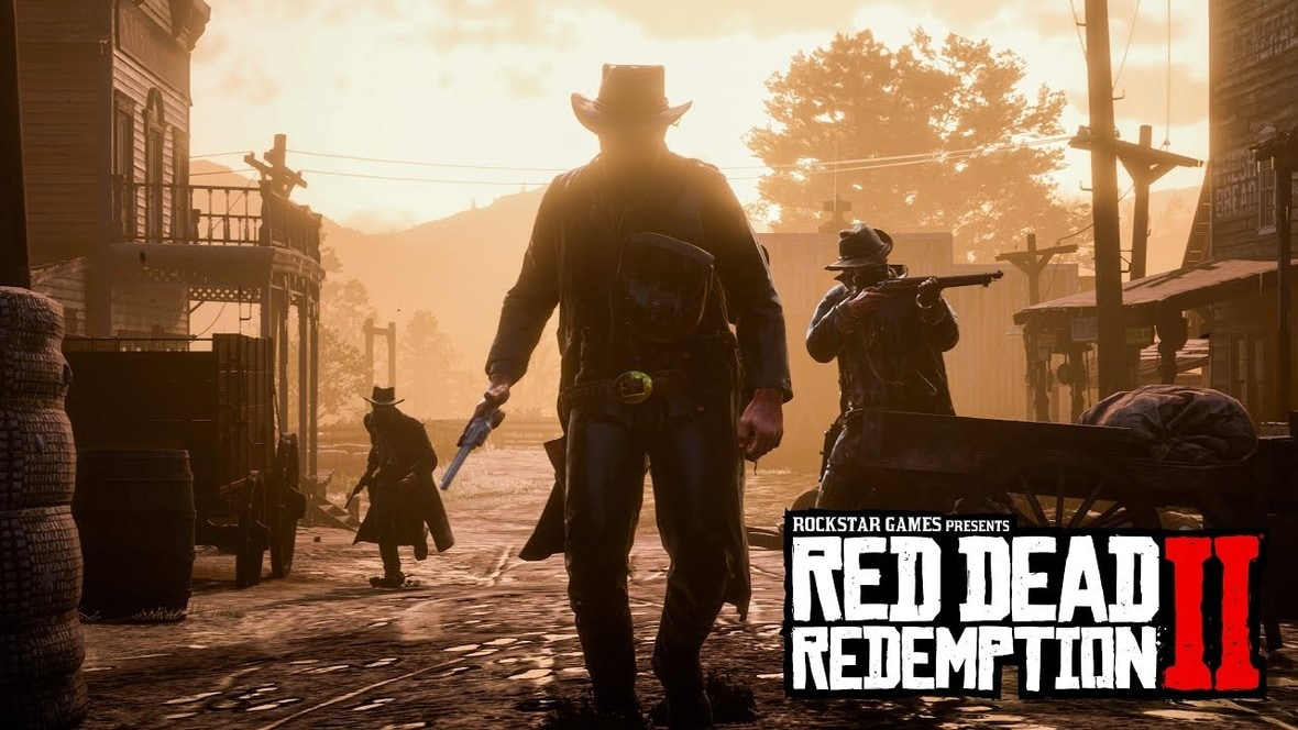 Red Dead Redemption 2 Ultimate Edition PSN Key PS4 UNITED STATES - 2