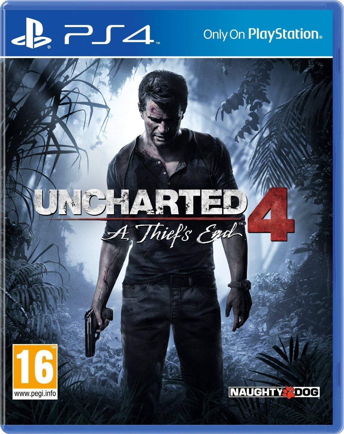 PS4 Uncharted 4: A Thief's End (Physical) - 1