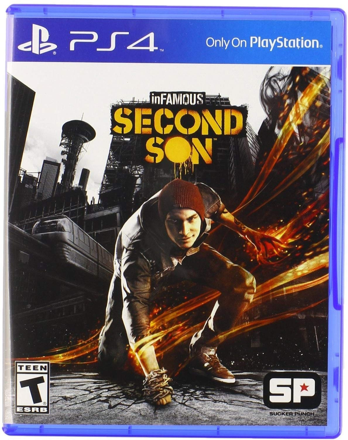 PS4 INFAMOUS SECOND SON R3 - 1