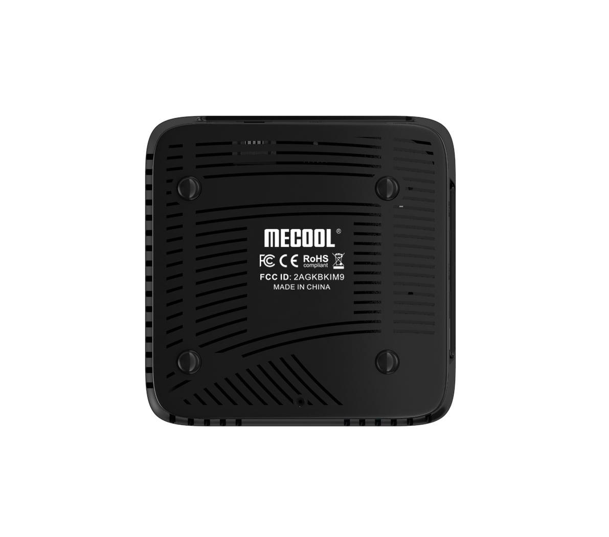 Mecool M8S PRO W TV Box - 2.4G, 2GB RAM, 16GB ROM, Android, MAG625X 4K VP9 - Ordinary RC,AU Plug - 3