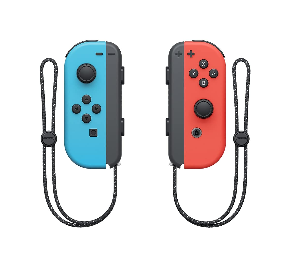 Nintendo Switch OLED Console - Neon Blue/Neon Red - 3